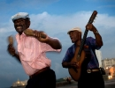 Cuba culture, cuisine, music, farm labor, bar cafes, musicians