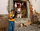 Cuba culture, cuisine, music, farms, cafes, musicians, children