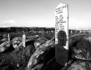 Kosovo war aftermath grave