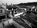 Kosovo war aftermath Gjakova destruction