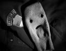 Kosovo war police masks used to terrorize