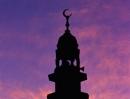 Christianity and Islam share the sky in Bethlehem.