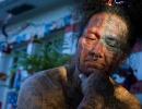 Tatoo artist SAMIU BLOOMFIELD